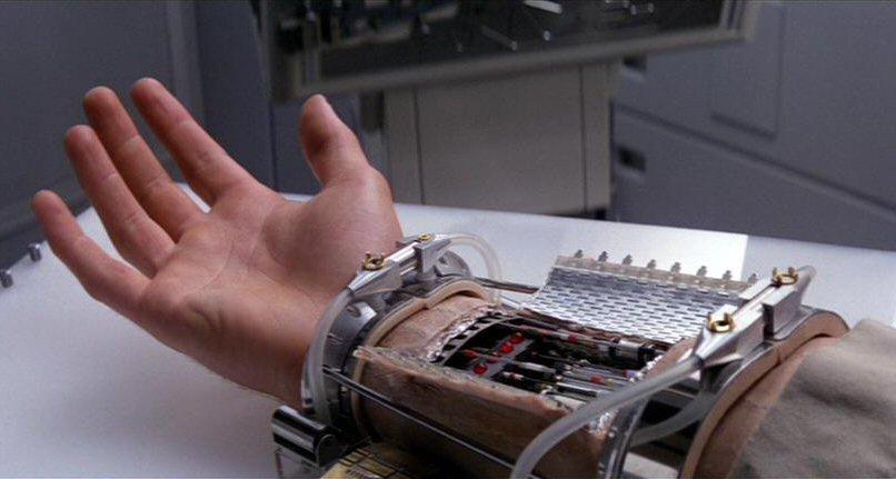Luke Skywalker Hand