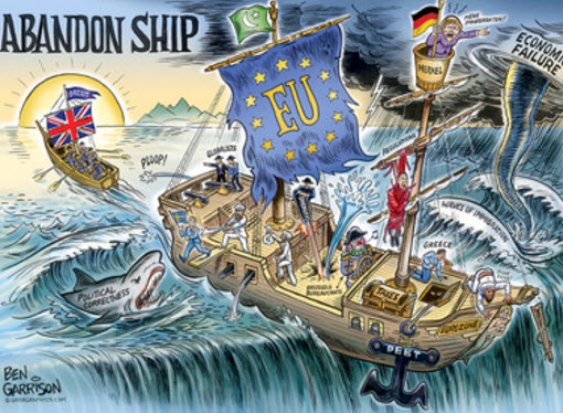 Brexit - Abandon Ship
