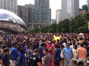 Pokemon Go Chicago