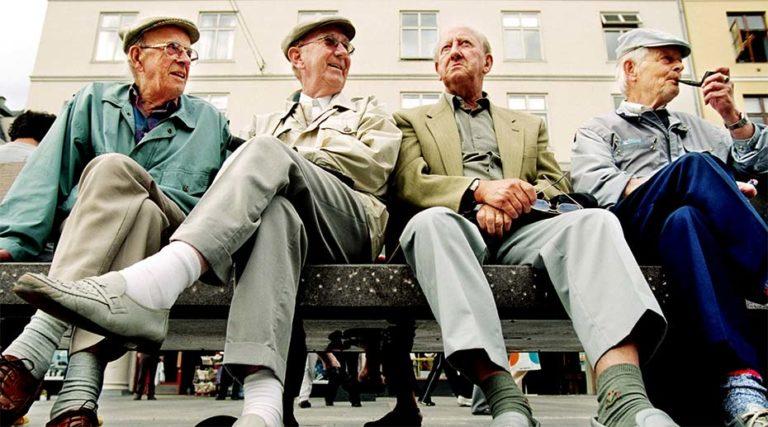 Old People Demographics