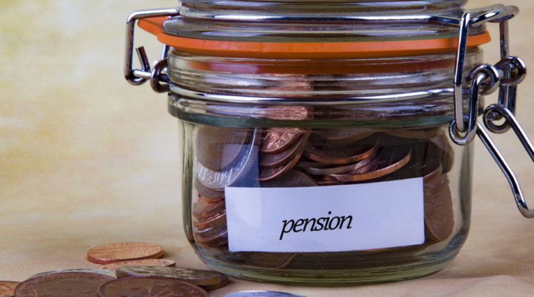 Pension Funds Are In Trouble