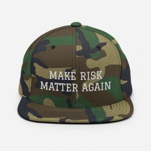 Make Risk Matter Again Hat