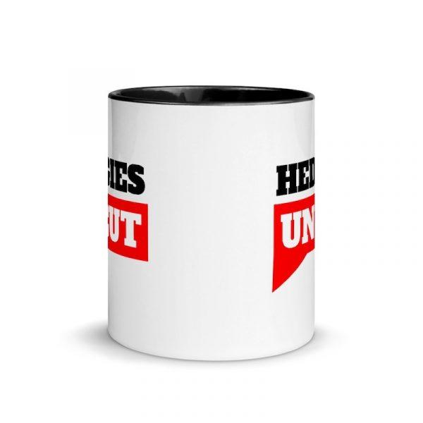 Hedgies Uncut Mug - middle