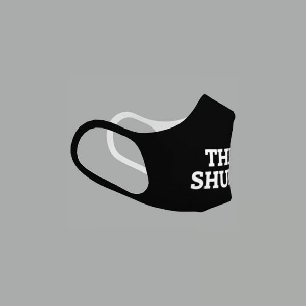 This Is Shullbit Face Mask - right