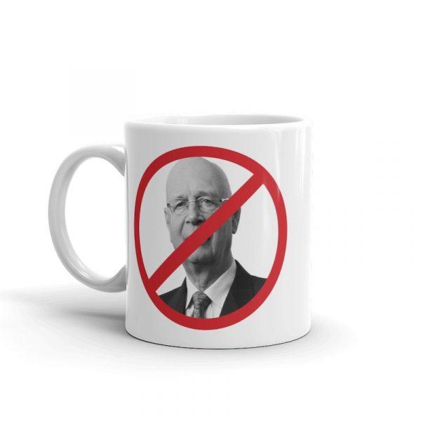 Don't Get Klaus'd Mug - 11oz left