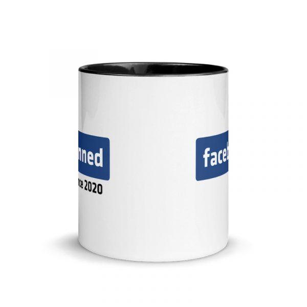 Facebanned mug - middle