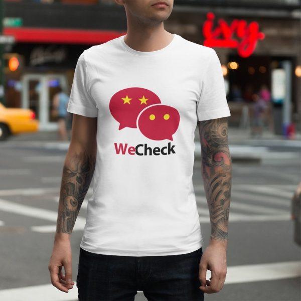 WeChat WeCheck Shirt