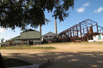 Deserted Sugar Mill - Cuba
