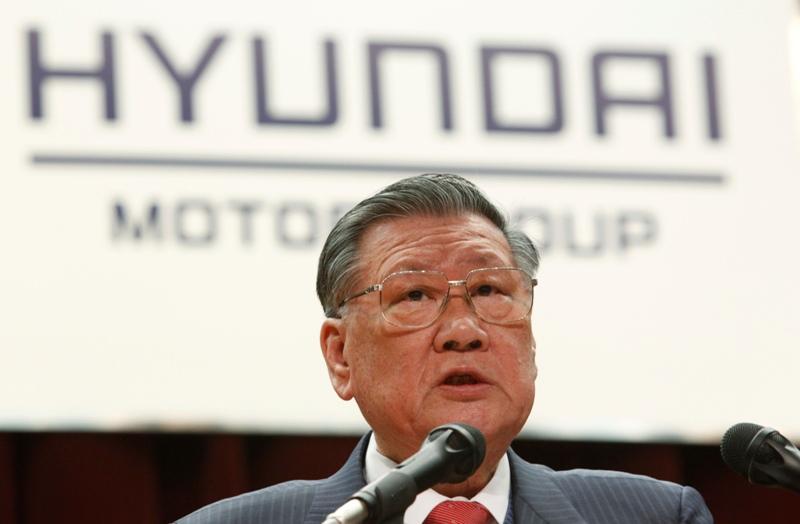 Hyundai CEO