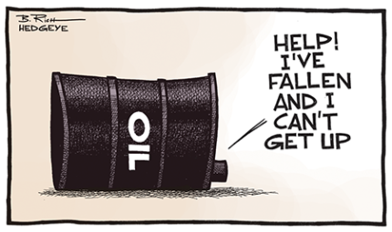 Oil Barrel Cartoon