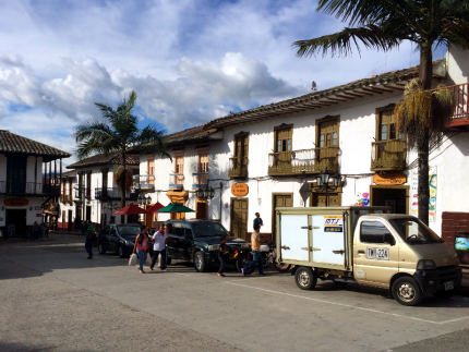 Real Estate in El Retiro