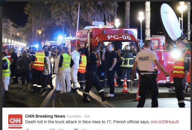 Nice terrorist attack