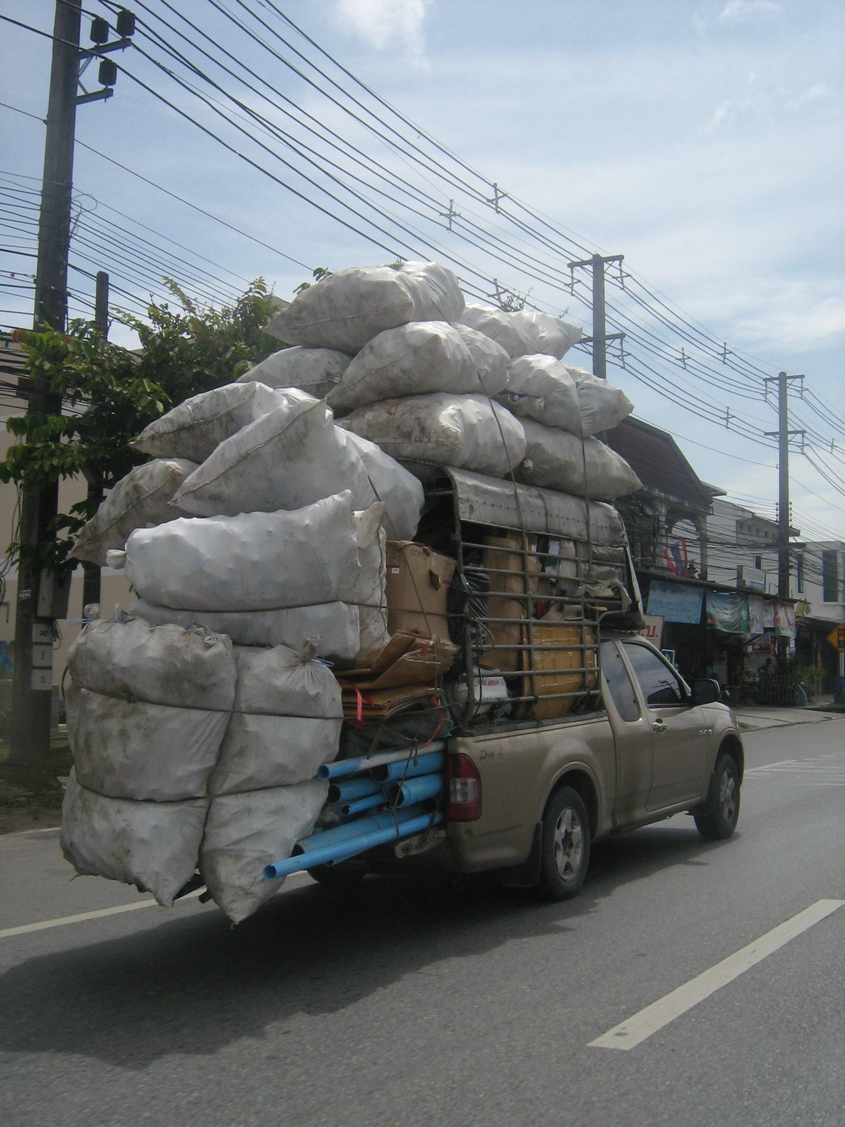 Transport the Thai way